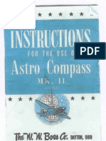 AstroCompass Manual