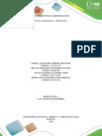Proceso Administrativo_Empresa Face Films_Grupo 100500_21_Fundamentos de La Administración