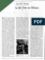 La Historia de Arte en Mexico Manrique