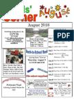 8. August 2018 Kids' Corner