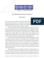 Pak-turkey Relations_ on the Common Ties[#21077]-19513