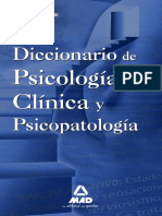 N2653 Diccionario de Psicologia clinica y Psicopatologia.pdf