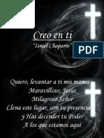 Creo en Ti (Israel Chaparro)