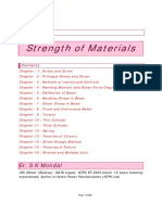 Strength of Materials by Sk Mondal