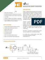 Mide Technology Volture Datasheet 001-610260