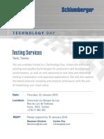 Technology Day Agenda