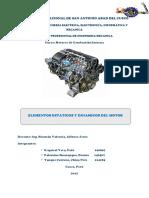 Elementos Dinámicos Del Motor