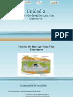 Diseño de Drenaje Para Vias Terrestres