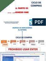 Manual 3 de Compras SAP