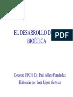 3_Desarrollo de La Bioética
