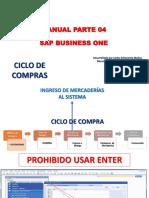 Manual 4 de Compras SAP