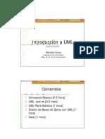 Introduccion a UML-Mvc
