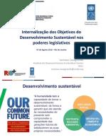 Apresentação Lorenzo Casagrande  - ODS