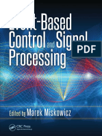 Event Based Control and Signal Processing Embedded Systems