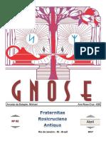 Revista Gnose Abril