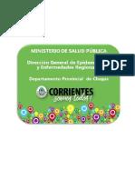 Cuadernillo de Chagas - CUS