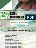 Clase 4 - Excel Financiero