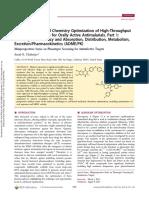 Articulo sobre optimización de fármacos