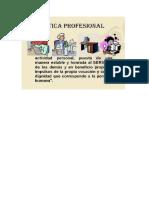 Etica Profesional Docente