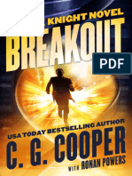Breakout - C. G. Cooper & Ronan Powers