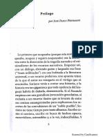 Prólogo - José Pablo Feinmann - No Habrá Más Penas Ni Olvido - Osvaldo Soriano