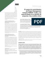 El cuerpo de conocimientos.pdf