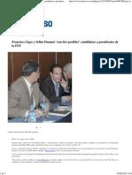002 Candidatos a La Presidencia de La FEF