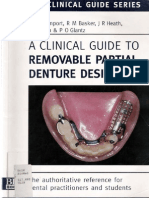 A Clinical Guide to Removable Partial Denture Design