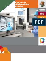 Modelos de Recursos Para La Planeación de Unidades Médicas P1
