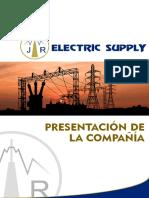 Presentacion JR Electric Supply Final