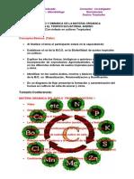 conferencia de remineralizacion de materia orgánica