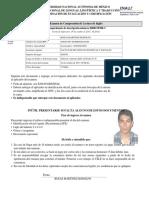 Examen Compresion de Lectura Ingles