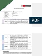Programacion  Curricular Anual de  Comunicacion 2°  Secundaria 2018 - Ccesa007