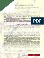 Apoio Didático – Lição 02 – Texto 1