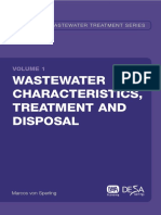 Von Sperling Vol 1 - Characteristics, Treatment and Disposal