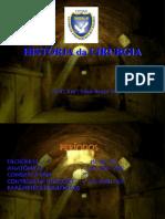 Aula 1 - A História Da Cirurgia