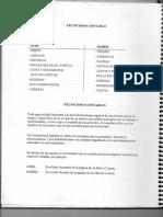 Manual de Cuentas  Bozo y Carrasco
