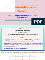 causes results and consequences of the industrial revolution