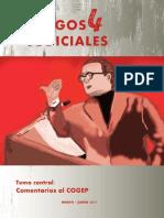 Ramírez, Carlos (2017).- Dialogos 4. Comentarios Al COGEP