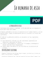 Geografía Humana de Asía Octavo
