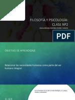 Filosofía y Psicología
