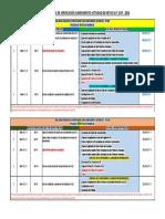 Relación de Medios de Verificación Para Cumplimiento Actividad 2