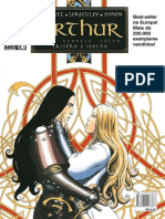 Arthur - Uma Epopéia Celta #05 - Tristão e Isolda
