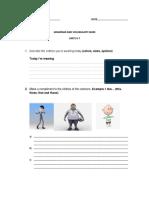 Exam Units 6-7 Fundamentals