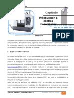 UNIDAD 1 Introduccion a Centro Mecanizados