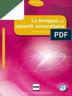 PUG Extrait FrançAis Sur Objectif Universitaire
