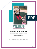 First 5 Humboldt Local Eval Report 2017 - Focus Areas 1&2