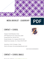 media leadership powerpoint