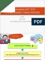 DIET TETP