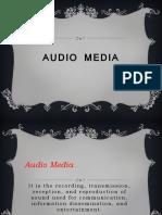 Audio Media - MIL